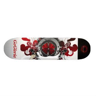 20CM スケートボードデッキ