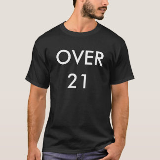 21に Tシャツ