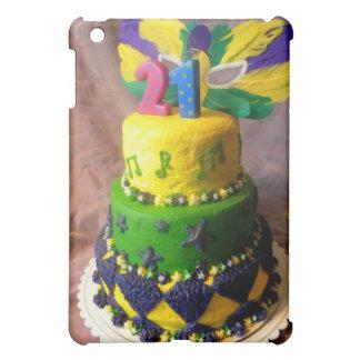 21の謝肉祭のケーキ iPad MINI CASE