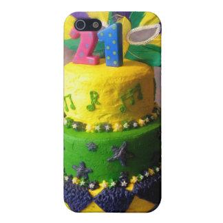 21の謝肉祭のケーキ iPhone 5 CASE