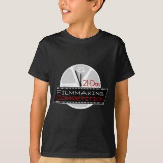 21日の映画制作の競争 Tシャツ