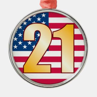 21米国Gold.pdf メタルオーナメント