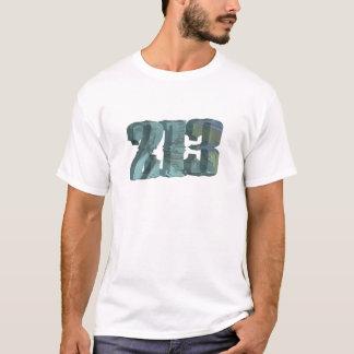 213製品 Tシャツ