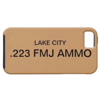 .223 FMJの弾薬iPhoneカバー iPhone SE/5/5s ケース