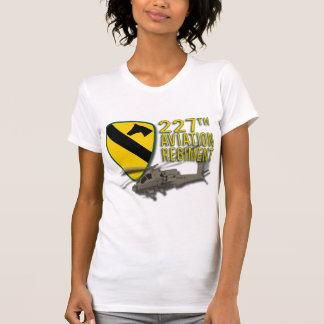 227th航空連隊アパッシュ tシャツ