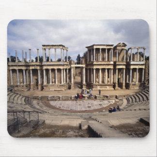 24紀元前に始まる劇場の眺め(写真) 3 マウスパッド