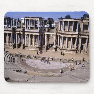 24紀元前に始まる劇場の眺め(写真) 4 マウスパッド