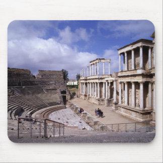 24紀元前に始まる劇場の眺め(写真) 5 マウスパッド