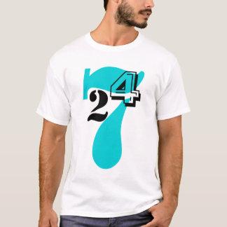 24/7 Tシャツ