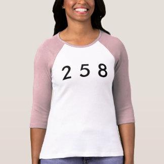 258ワイシャツASL Tシャツ