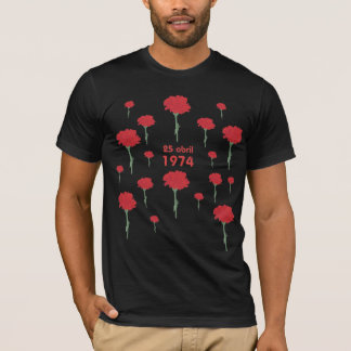 25 Abril Tシャツ