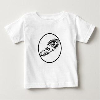 26.2ベビーのTシャツ ベビーTシャツ