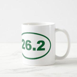 26.2緑 コーヒーマグカップ