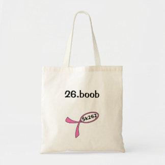 26.boob トートバッグ