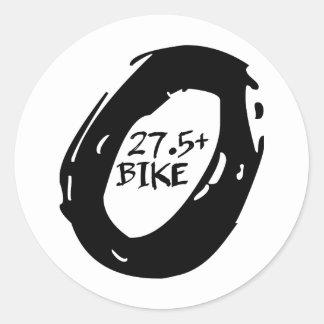 27.5+ マウンテンバイクの車輪 ラウンドシール