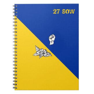 27 SOW ノートブック
