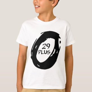 29プラスのmountsinのバイクの車輪 tシャツ