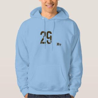 29er MTBのマウンテンバイクのTシャツ パーカ
