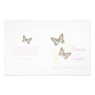 2|蝶|ピンク|グラフィック|結婚|プログラム