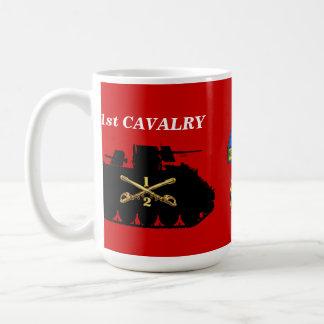 2/1st騎兵隊M113 ACAVトラックマグ コーヒーマグカップ