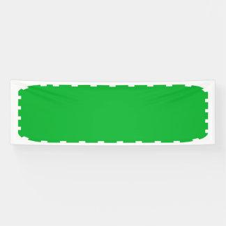 2.5'はx 8'旗DIYのテンプレート文字の写真のイメージを加えます 横断幕
