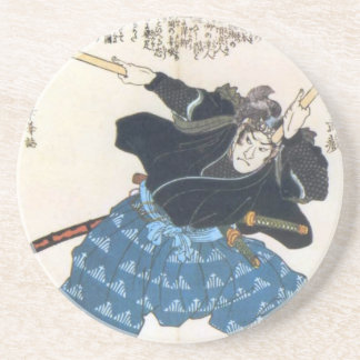 2 BokkenのMusashi Miyamotoの宮本武蔵 コースター