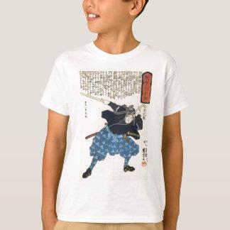 2 BokkenのMusashi Miyamotoの宮本武蔵 Tシャツ