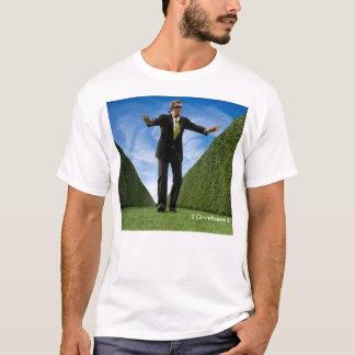 2 Corinthiansの5:7 Tシャツ