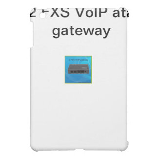2 FXS VoIPのATA出入口 iPad Miniケース