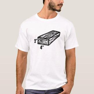 2 x 4 tシャツ