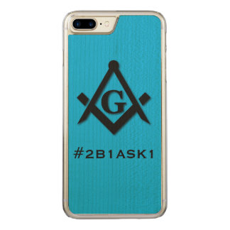 #2B1ASK1 CARVED iPhone 8 PLUS/7 PLUS ケース