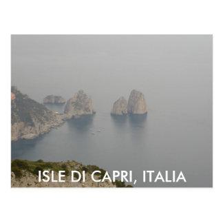 2Capri 2003年、島のディディミアムCAPRI、イタリア ポストカード