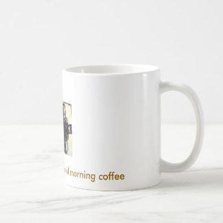 2f8a_1は、朝のコーヒーのあなたの完全なコップを描きます コーヒーマグカップ