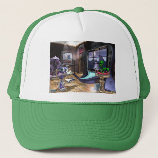 2K'sギャラリーの帽子 キャップ