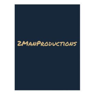 2ManProductions ポストカード