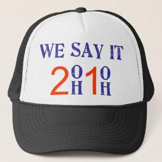2OH1OH帽子 キャップ