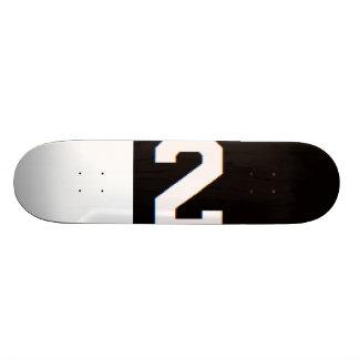 2TIMED: 特集号のスケートボード 20CM スケートボードデッキ