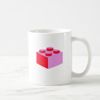2x2煉瓦は私のMinifigをカスタマイズ コーヒーマグカップ