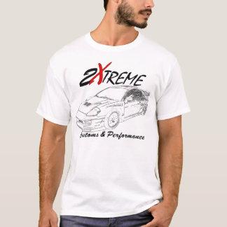 2Xtreme習慣及び性能 Tシャツ