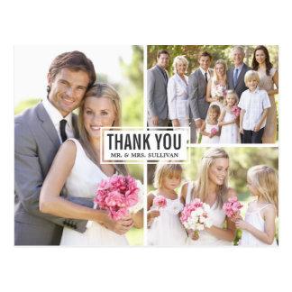 結婚ポストカード