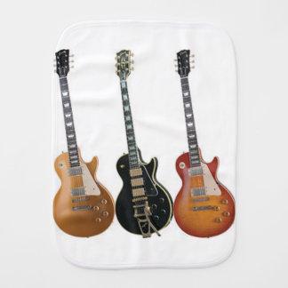 3つのエレキギター バープクロス
