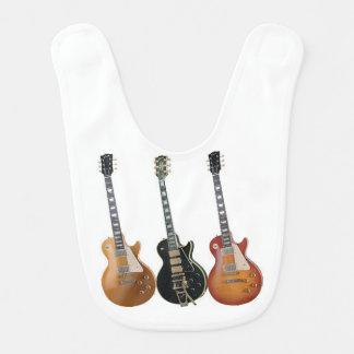 3つのエレキギター ベビービブ