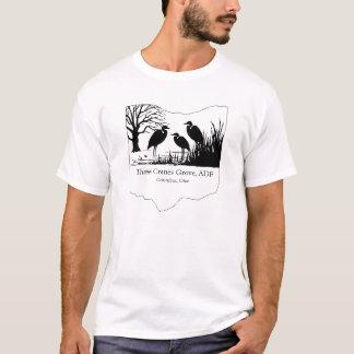3つのクレーン果樹園10年のワイシャツ Tシャツ