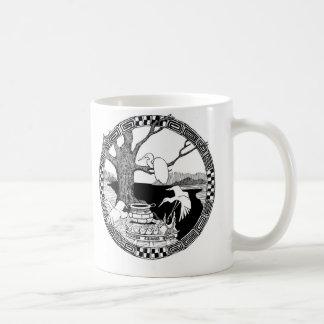 3つのクレーン果樹園 コーヒーマグカップ