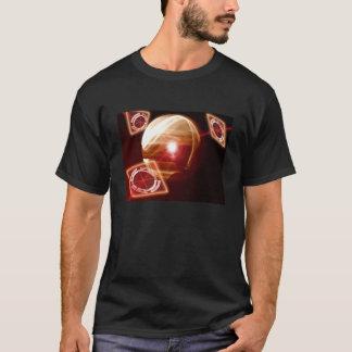 3つのレーザー Tシャツ