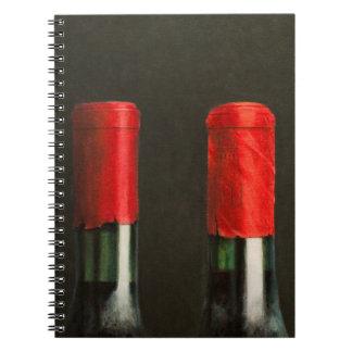 3つのワイン2010年 ノートブック