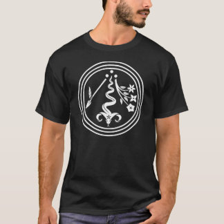3つの光線 Tシャツ