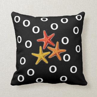 3つの星の枕 クッション