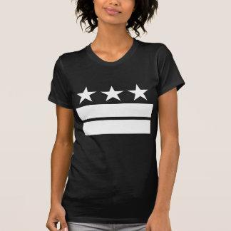 3つの星2つのバー Tシャツ