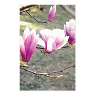 3つの桜 便箋